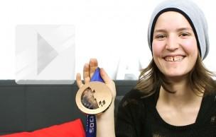 Lien permanent vers Coline Mattel : le saut à ski, les Jeux Olympiques 2014, et ses projets