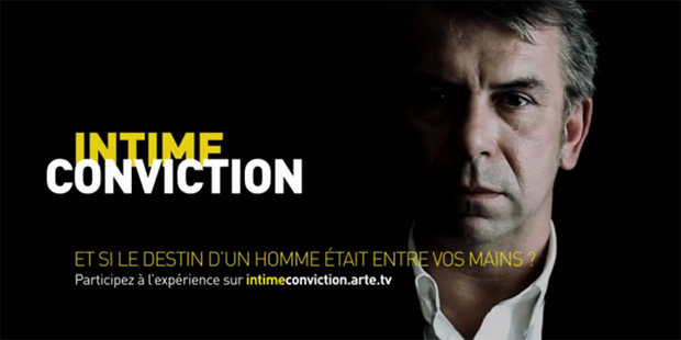 « Intime conviction », la fiction dArte, rattrapée par la réalité intime conviction realite