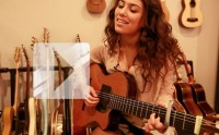 Judith (My Major Company) chante « Badaboum » en acoustique