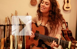 Lien permanent vers Judith (My Major Company) chante « Badaboum » en acoustique