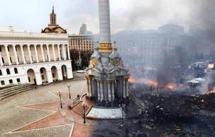 Lien permanent vers Affrontements à Kiev : la place de l'Indépendance, avant et après…