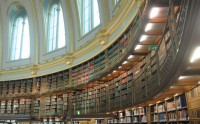 Visitons ensemble la British Library de Londres…