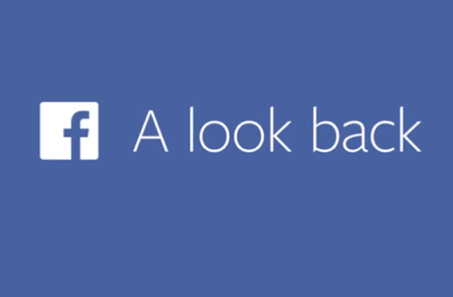 Facebook Lookback : tes meilleurs moments compilés dans une vidéo !