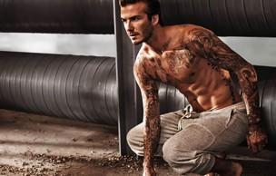 Lien permanent vers David Beckham renfile son boxer pour la nouvelle pub H&M