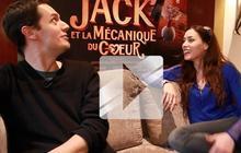 Olivia Ruiz et Grand Corps Malade parlent de Jack et la Mécanique du Coeur