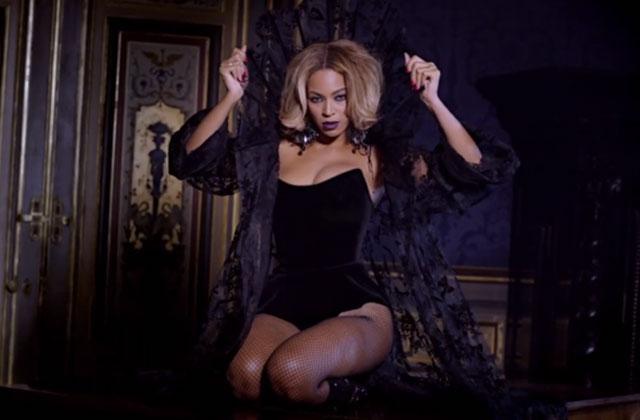 « Partition », le clip cabaret sexy de Beyoncé