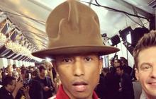 Pharrell vend son chapeau des Grammy Awards 2014 sur eBay