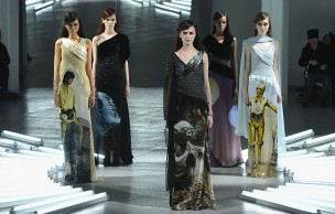 Lien permanent vers Star Wars défile à la Fashion Week de New York grâce à Rodarte