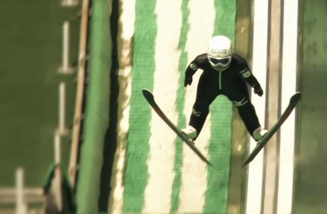 Une Française médaillée en saut à ski féminin aux Jeux Olympiques 2014 !