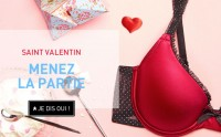 Body And Co : la sélection lingerie spéciale Saint Valentin