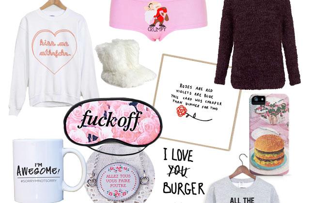 La sélection shopping anti Saint Valentin