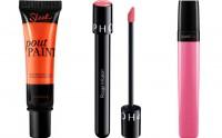 Sélection shopping beauté – Spéciale encres et vernis à lèvres !
