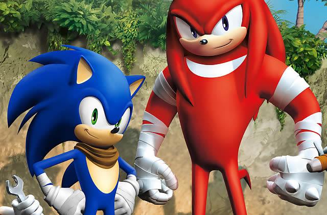 Sonic Boom : Sega tente tant bien que mal de sauver sa licence