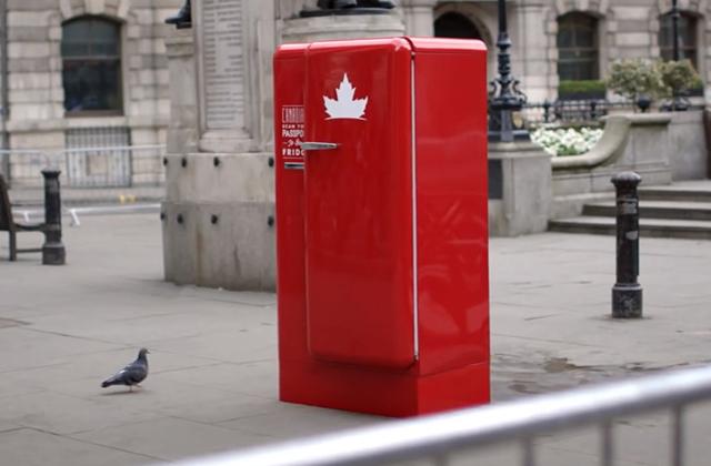 À Sotchi, un passeport canadien = une bière