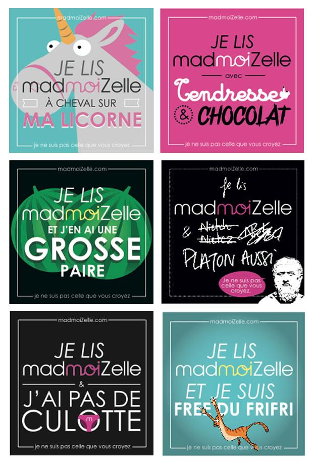 Les nouveaux stickers madmoiZelle sont là ! stickers fevrier 2014 v2