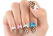 Lien permanent vers Les stickers pour ongles façon nail-art de House of Holland