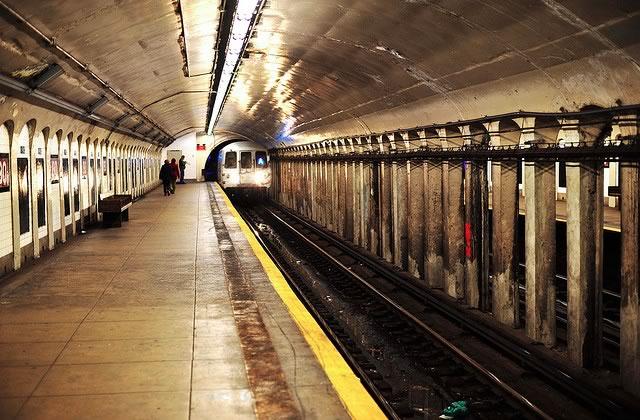 Subway Symphony : de la « musique » dans le métro