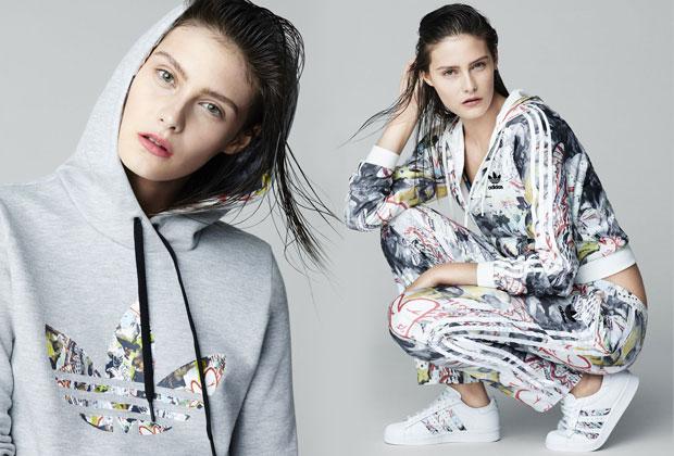 Crée Mini Adidas Avec Une Collection Topshop Originals 7xAqwz