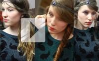Comment porter le headband bijou — Tuto coiffure en vidéo