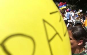 Lien permanent vers Dans les rues du Venezuela, la révolte gronde