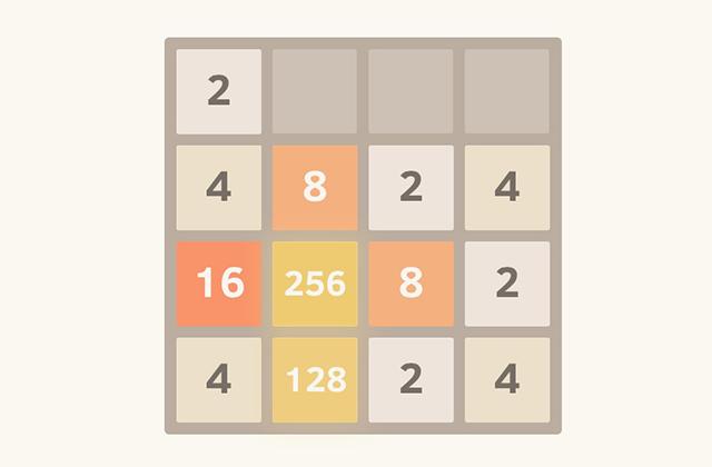 2048 version madmoiZelle : jouez avec la rédac !