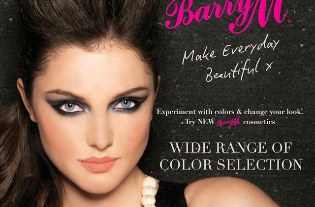 Barry M, la couleur en héritage — Marque d'ailleurs