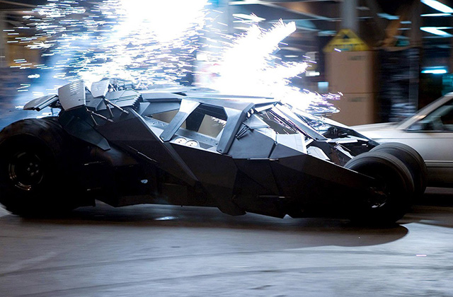 Une Batmobile pour la modique somme de… 1 million de dollars