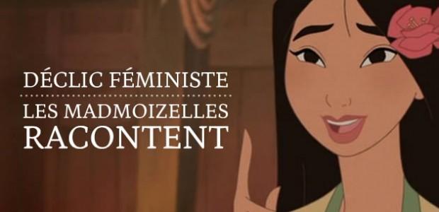 Déclic féministe : les madmoiZelles racontent