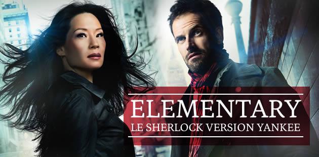 Elementary, le Sherlock version Yankee