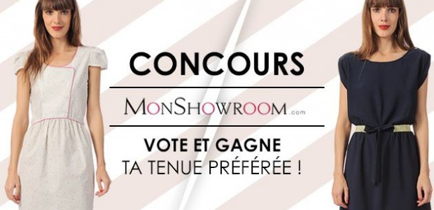 Fashion Fight : gagnez votre tenue favorite avec Monshowroom !