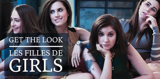 Get The Look — Les filles de Girls