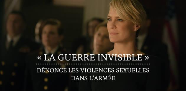 « La guerre invisible » dénonce les violences sexuelles dans l'armée