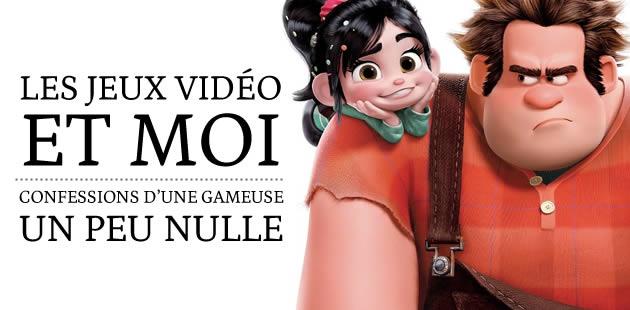 Les jeux vidéo et moi — Confessions d'une gameuse un peu nulle