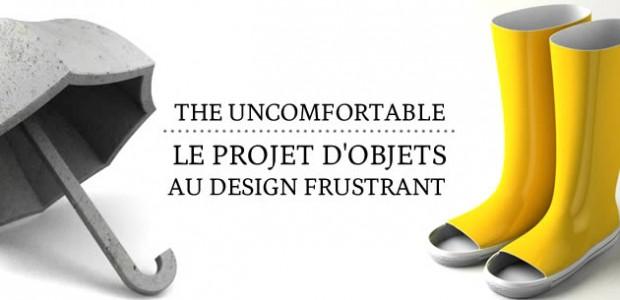 The Uncomfortable, le projet d'objets au design frustrant