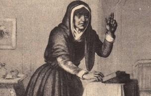 Lien permanent vers Catherine Théot, Mère de Dieu et pote de Robespierre