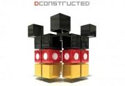 Lien permanent vers Les chansons de Disney remixées dans un album