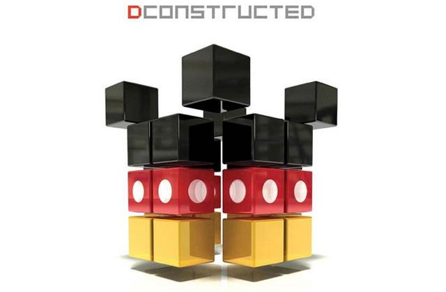Les chansons de Disney remixées dans un album
