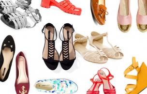 Lien permanent vers Les chaussures du printemps-été à moins de 35 euros
