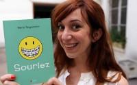 Pénélope Bagieu chronique «Souriez »