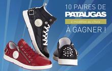 Concours Pataugas — 10 paires de chaussures à gagner !