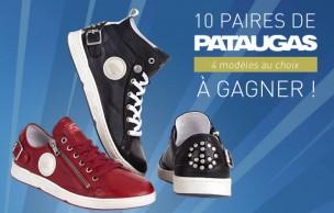 Lien permanent vers Concours Pataugas — 10 paires de chaussures à gagner !