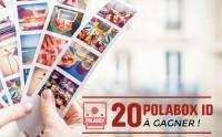 20 Polabox ID à gagner pour imprimer tes photos façon Photomaton !