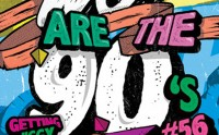 5×2 places à gagner pour la We Are The 90′s du vendredi 7 mars 2014 !