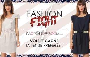 Lien permanent vers Fashion Fight : gagnez votre tenue favorite avec Monshowroom !