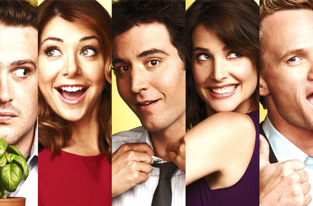 Trois fins imaginaires pour How I Met Your Mother