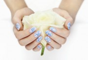 Lien permanent vers Floral, la collection de vernis fleuris de Nails Inc.