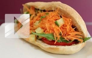 Lien permanent vers Le Kebbie, kebab végétarien — La recette en vidéo !