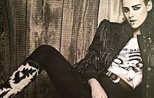 Kristen Stewart prend la pose pour Chanel