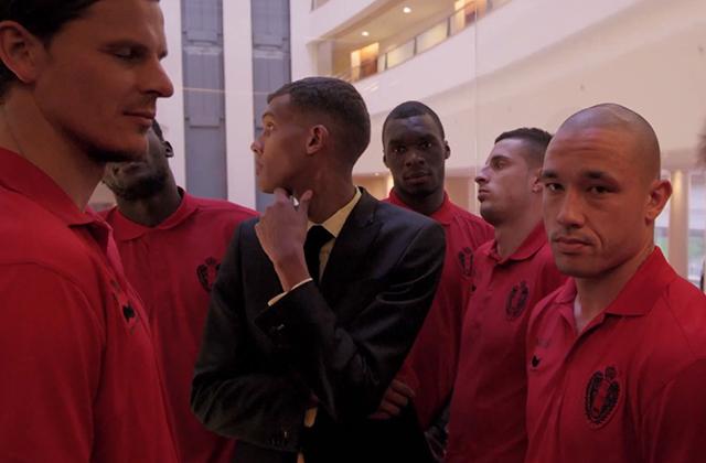 Stromae et sa leçon n° 28 : faire de «Ta fête » l'hymne officiel d'une équipe de foot