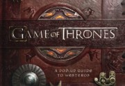 Un livre pop-up Game of Thrones !
